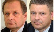 LDz valdes priekšsēdētāja amata kandidātu vidū ir Čamāns un Greitāns