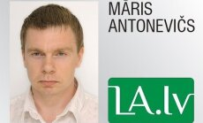 Māris Antonevičs: Gāztais Ļeņins jeb Ukrainas vērošanas sajūtas
