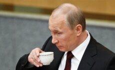 Putins ir trūcīgākā Kremļa amatpersona, liecina viņa ienākumu deklarācija