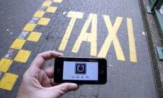 'Uber' uz Latviju dodas nesteidzīgi; uzsāk pārrunas ar politiķiem