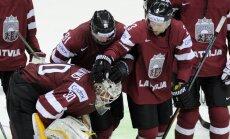 Pirmais IIHF nenopietnais rangs: Latvija ir 'Leicester City'!