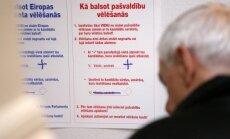 Kandidātu saraksti iecirkņos būs piecas dienas pirms vēlēšanām