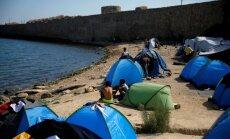 ES novirzīs papildu 115 miljonus eiro palīdzībai bēgļiem Grieķijā