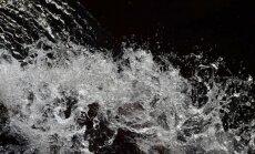 Rīgas HES ūdenskrātuvē pazeminās ūdens līmeni