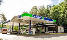 Virši-A вложила почти миллион евро в строительство и ремонт автозаправок