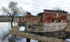 Foto: Pali Daugavpils cietoksnī