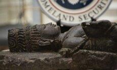 ASV atdod Indijai tempļos zagtus senus mākslas darbus