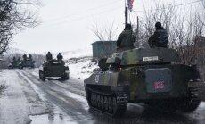 Eiropas Padomes Parlamentārā asambleja aicina Krieviju pārtraukt kaujinieku finansēšanu