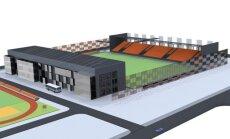 LFF iecere būvēt modernu futbola stadionu Kr.Barona ielā cietusi neveiksmi