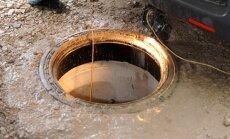 'Lattelecom' meklē īpašniekus savos sakaru pazemes tuneļos atrastiem neidentificētiem kabeļiem