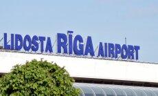 Газета: Рижский аэропорт пытается устранить хаос с такси