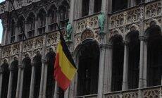 Beļģijā arestēti visi Krievijas īpašumi