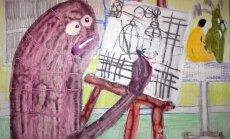 Hardija Lediņa gada ietvaros apskatāma Margrietas Dreiblates izstāde 'Aklā zarna'