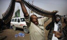 Ēģiptes prezidents aicina NATO valstis palīdzēt atjaunot Lībiju