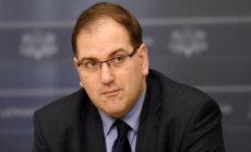 Госсекретарь Минздрава Кетнерс переведен на работу в Минфин