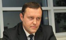 'Melnajā sarakstā' iekļautais Simonovs - drauds Latvijas drošībai, uzskata Kozlovskis