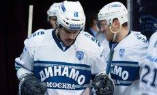 Vītoliņa Maskavas 'Dinamo' 'bullīšos' zaudē 'Avangard'; Kuldas pārstāvētā 'Jokerit' pārspēj 'AK Bars'