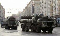 'Mēs rīkosimies': Izraēla brīdina par gatavību uzbrukt Krievijas pretgaisa aizsardzības sistēmām Sīrijā