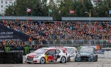 Latvija nākamgad uzņems devīto 'WorldRX' čempionāta posmu