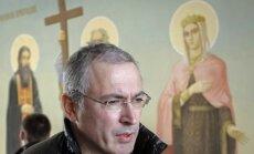 Putina ēra Krievijā tuvojas beigām, pareģo Hodorkovskis