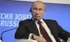 Opozīcija: Putina dzīves greznība neatpaliek no arābu šeihiem