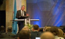 ANO kongresā Ženēvā 'Audi' rosina diskusiju par mākslīgā intelekta lomu