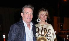 Paparaci foto: Holivudas spīdekļa Kveida un modeles Auziņas randiņš