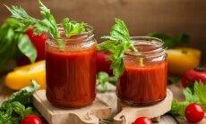 Консервированный томатный сок собственного приготовления: 3 простых рецепта