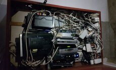 Par nelikumīgu televīzijas pakalpojumu sniegšanu Talsu novadā aiztur vīrieti