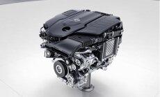 Modernizētā 'Mercedes' S-klase iegūs jaunu V8 un visjaudīgāko dīzeļdzinēju vēsturē
