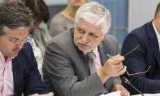 Noraida priekšlikumu nodrošināt video tiešraides no Budžeta komisijas sēdēm; bažas par populismu