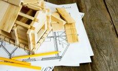 Saliekamas kā klucīši – paneļu mājas, būvniecība un prakse