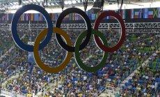 SOK Tokijas olimpiskajās spēlēs iekļauj 15 jaunas sporta disciplīnas