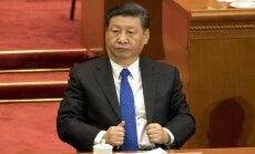 Ziemeļkorejas līderis lūdzis Ķīnas prezidentam palīdzēt atcelt sankcijas, vēsta laikraksts
