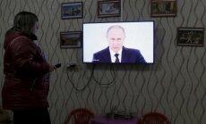 Avoti: ES grasās pagarināt Krievijai noteiktās sankcijas