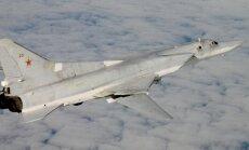 Latvijas tuvumā sestdien konstatētas trīs Krievijas bruņoto spēku lidmašīnas