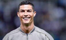 Ronaldu ar 'kosmisku' atrāvienu vadībā Itālijas čempionāta labāk atalgoto futbolistu sarakstā
