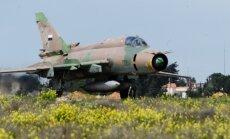 Krievija piesedz Sīrijas ķīmisko uzbrukumu, uzskata ASV; Tramps Asadu sauc par 'dzīvnieku'