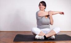 Kāpēc cilvēki kļūst apaļi: taukaudu daudzums ir nemainīgs, mainās šūnu izmērs