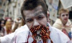 Ukraina ievieš jaunas sankcijas pret Krieviju, tās nosakot arī četriem Latvijas valstspiederīgajiem