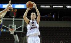 Latvijas basketbolisti septīto reizi pēc kārtas iekļūst EČ finālturnīrā