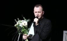 Foto: Noskaidroti labākie Latvijas literatūrā. Godina LaLiGaBa saņēmējus