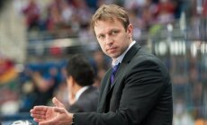 Latvijas U20 hokeja izlases treneris Zirnis pārcēlies uz NCAA