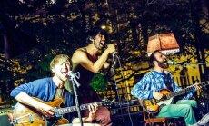 Kalnciema kvartāla brīvdabas koncertu sērijā - Sniedze Prauliņa un grupa 'Blondblackblonde'