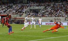 Theo Walcott, Slovakia v England - 2018 World Cup