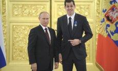 """""""Я в Putin Team"""". Малкин присоединился к Овечкину и Ковальчуку"""