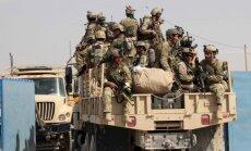 Afgāņu spēki dodas cīņā par Kondozu