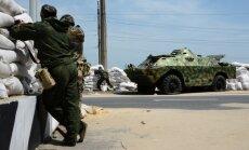 Pretterorisma operācija Austrumukrainā var ilgt gadu, prognozē ukraiņu komandieris