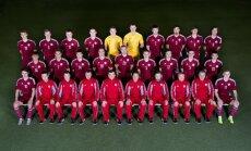 Paziņots Latvijas U-21 kandidātu saraksts 'EURO 2017' kvalifikācijas spēlei pret Čehiju