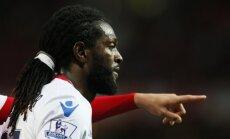 Crystal Palace s Emmanuel Adebayor
